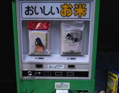vending rice